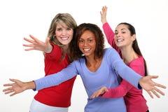 Χορός κοριτσιών στοκ φωτογραφίες