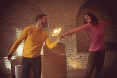 Χορός μόνο για τον στοκ φωτογραφίες με δικαίωμα ελεύθερης χρήσης