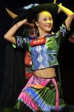 Χορός ομάδας   Στοκ εικόνα με δικαίωμα ελεύθερης χρήσης