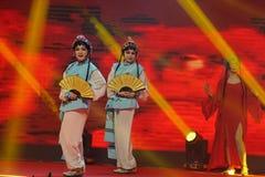 Χορός οπερών εισηγητή facebook-Πεκίνο Στοκ φωτογραφίες με δικαίωμα ελεύθερης χρήσης