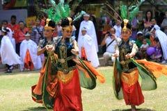 χορός παραδοσιακός Στοκ εικόνες με δικαίωμα ελεύθερης χρήσης