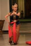 χορός παραδοσιακός Στοκ Εικόνα