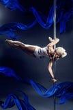 Χορός Πολωνού Στοκ Φωτογραφίες