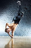 Χορός σπασιμάτων Στοκ φωτογραφίες με δικαίωμα ελεύθερης χρήσης