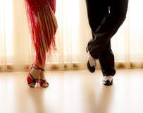 Χορός τανγκό στοκ εικόνες
