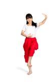 χορός Ταϊλανδός Στοκ Φωτογραφίες