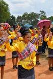 χορός Ταϊλανδός Στοκ φωτογραφία με δικαίωμα ελεύθερης χρήσης