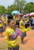 χορός Ταϊλανδός Στοκ φωτογραφίες με δικαίωμα ελεύθερης χρήσης