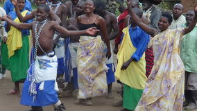 χορός φυλετικός Στοκ εικόνα με δικαίωμα ελεύθερης χρήσης