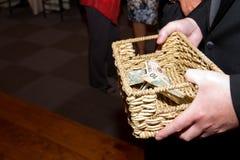 Χορός χρημάτων Στοκ Φωτογραφίες