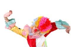χορός χρωμάτων Στοκ Εικόνες