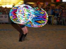 χορός χρωμάτων Στοκ φωτογραφίες με δικαίωμα ελεύθερης χρήσης