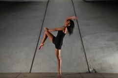 χορός 10 υπόγειος Στοκ Φωτογραφία