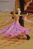 χορός 2 αιθουσών χορού Στοκ φωτογραφία με δικαίωμα ελεύθερης χρήσης
