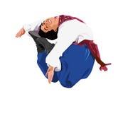 χορός Στοκ Φωτογραφίες