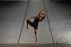 χορός 7 υπόγειος Στοκ Φωτογραφίες