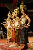 Χορός Apsara Στοκ Φωτογραφία