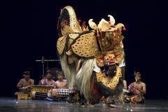 Χορός Barong Στοκ Φωτογραφίες