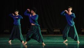 Χορός bushido-πανεπιστημιουπόλεων Στοκ Φωτογραφία