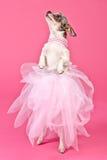 χορός chihuahua ballerina Στοκ Φωτογραφίες
