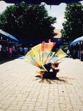 Χορός Ginggala Στοκ Εικόνες