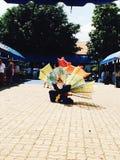 Χορός Ginggala Tai Στοκ φωτογραφία με δικαίωμα ελεύθερης χρήσης