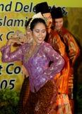 Χορός Joget στοκ εικόνα με δικαίωμα ελεύθερης χρήσης
