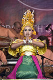 Χορός Timang Burung Gamelan Στοκ φωτογραφίες με δικαίωμα ελεύθερης χρήσης