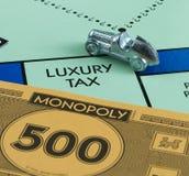 Χρέος και φόροι στοκ εικόνες