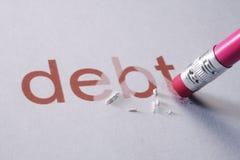 Χρέος στοκ εικόνες