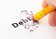 χρέος στοκ φωτογραφίες