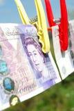 χρήματα έννοιας Στοκ Εικόνα