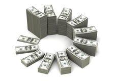 χρήματα ανάπτυξης Στοκ Εικόνες