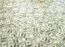 χρήματα ανασκόπησης Στοκ Εικόνες