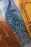 χρήματα ανασκόπησης Στοκ Φωτογραφία