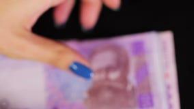 Χρήματα ανταλλαγής απόθεμα βίντεο