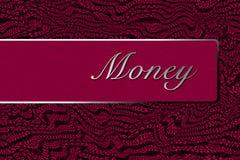 χρήματα απεικόνισης ανασ&kapp Στοκ Εικόνες