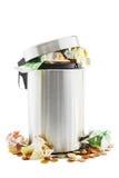 Χρήματα αποβλήτων Στοκ εικόνες με δικαίωμα ελεύθερης χρήσης