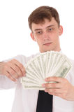 χρήματα ατόμων Στοκ φωτογραφίες με δικαίωμα ελεύθερης χρήσης