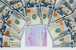 Χρήματα διαφορετικά χρήματα χωρών Η έννοια εξόδων ταξιδιού στο άσπρο υπόβαθρο στοκ φωτογραφία με δικαίωμα ελεύθερης χρήσης