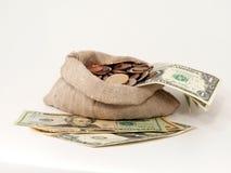 χρήματα εμείς Στοκ Φωτογραφίες