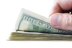 χρήματα εννοιών Στοκ φωτογραφίες με δικαίωμα ελεύθερης χρήσης