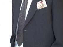 χρήματα επιχειρηματιών στοκ φωτογραφίες με δικαίωμα ελεύθερης χρήσης