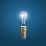 Χρήματα και ιδέες στοκ φωτογραφίες με δικαίωμα ελεύθερης χρήσης