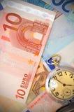 Χρήματα και χρηματοδότηση. Στοκ Φωτογραφίες
