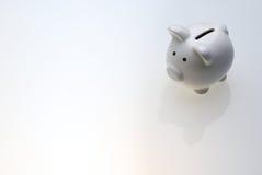 χρήματα κιβωτίων ανασκόπησ&e Στοκ Φωτογραφίες