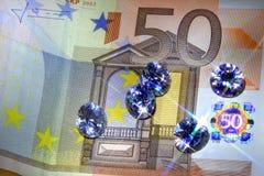 χρήματα κοσμημάτων Στοκ φωτογραφίες με δικαίωμα ελεύθερης χρήσης
