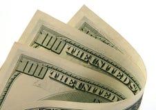 χρήματα λεπτομέρειας Στοκ Φωτογραφίες