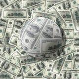 χρήματα μερών Στοκ Φωτογραφία