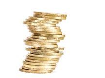 Χρήματα, οικονομικός, έννοια επιχειρησιακής αύξησης Στοκ Φωτογραφία